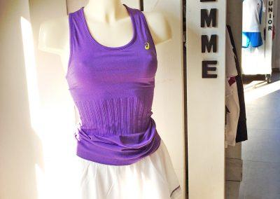 Magasin Femmes Squash Tennis et Padel à Perpignan