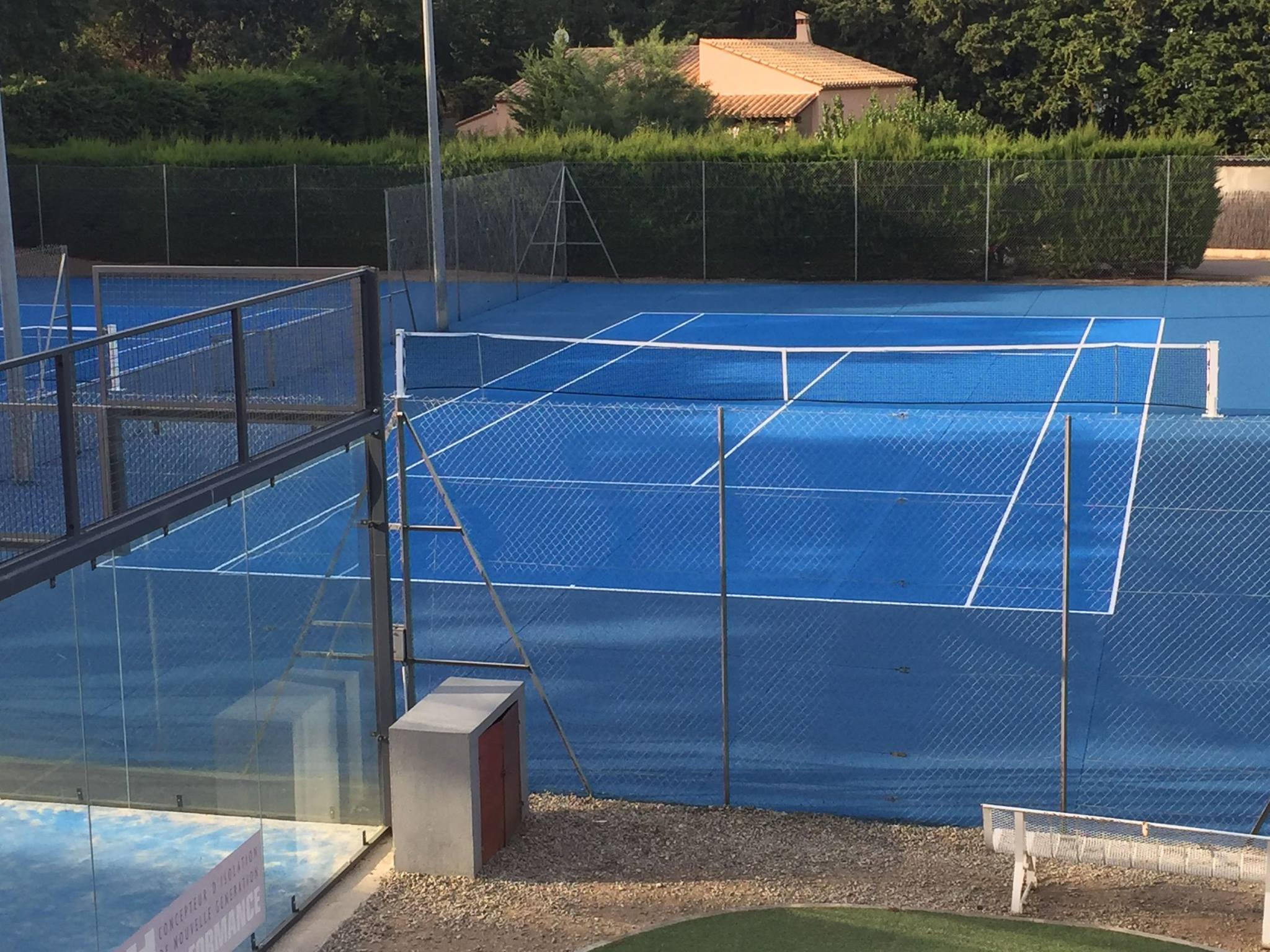 Centre de compétition du tennis du mas à perpignan