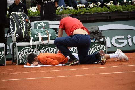 Compétition Tennis Perpignan Kiné