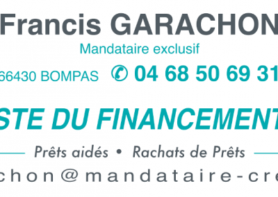 Francis Garachon Crédit Immobilier