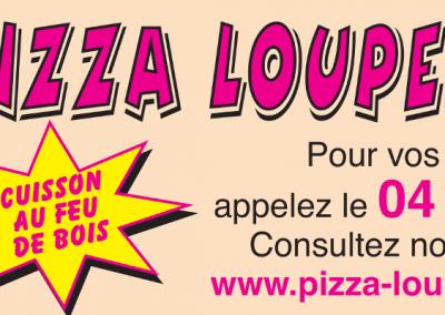 Pizza Loupetis