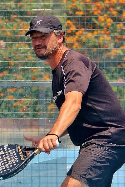 Alain Henry Coach de Padel à Perpignan