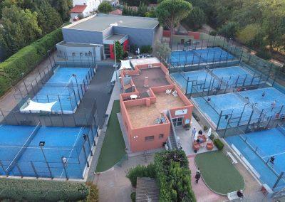 Le Mas Club de Padel à Perpignan