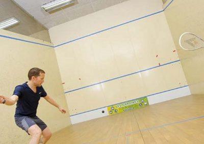Publicité Squash Entreprise